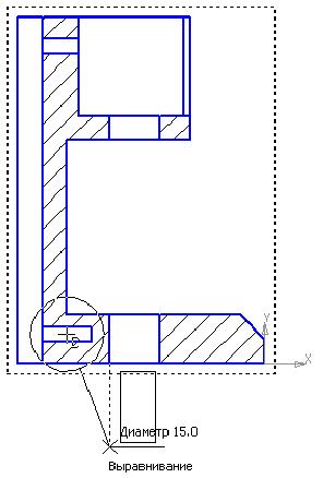 КОМПАС 3D - примеры чертежей с решением заданий и выполнением чертежей